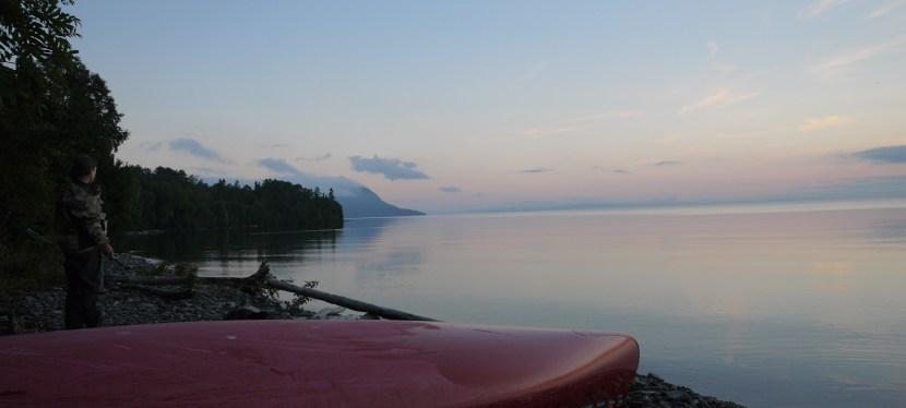 Canoeing Across Canada 2017
