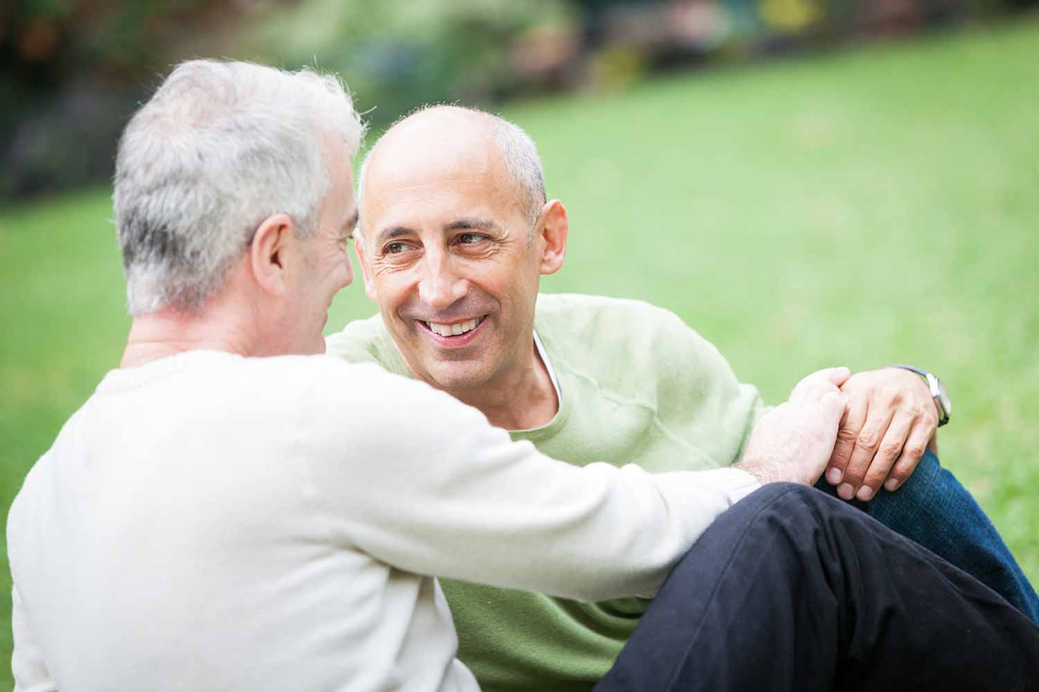 Why Older Gay Men Are Attempting Suicide at a Higher Rate