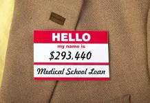 Medical School Loan