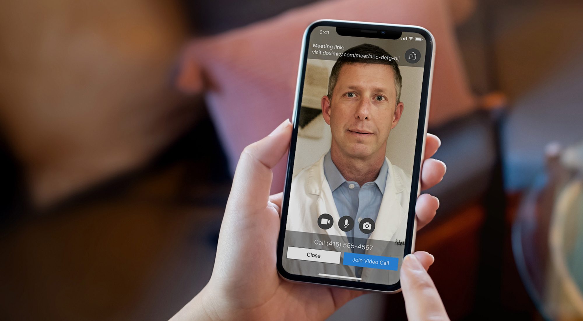 Photo of New Doximity Telehealth Application Makes Connection Easier