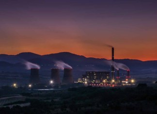 polluting factory at dusk 1500 x 845