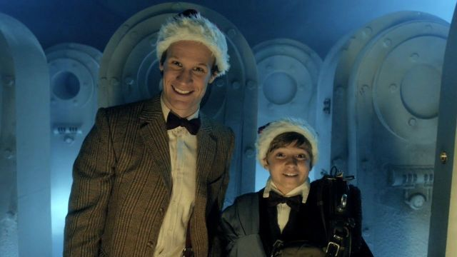 A Christmas Carol 11th Eleventh Doctor Matt Smith Kazran Sardick