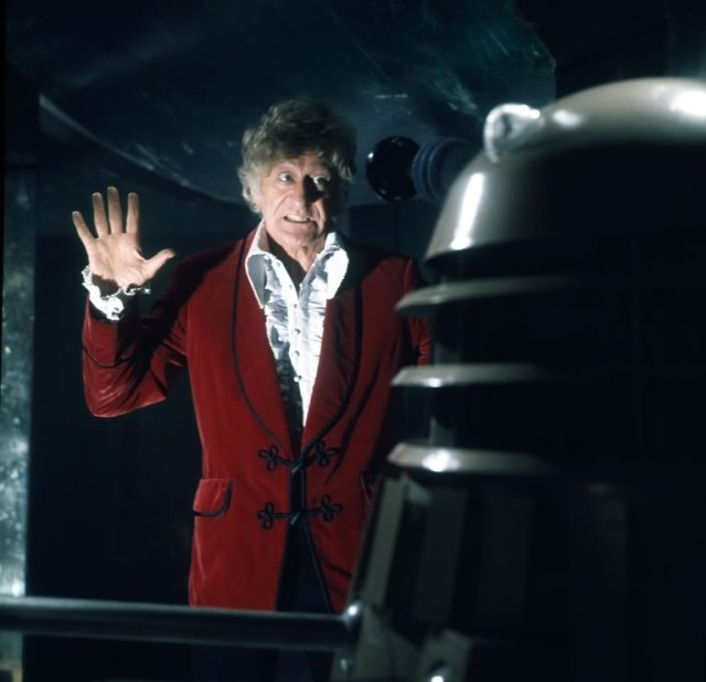 Day of the Daleks 3rd Third Doctor Jon Pertwee
