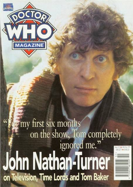 doctor who magazine 224