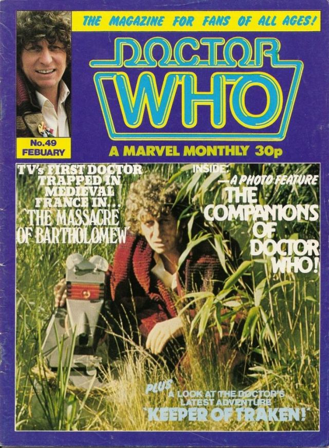 doctor who monthly 49