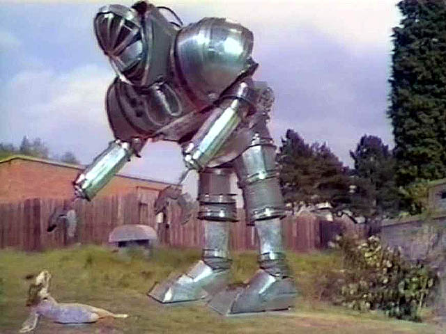 Robot Michael Kilgarriff Sarah Jane Elisabeth Sladen