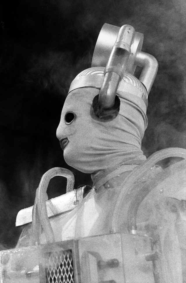 Cyberman Tenth Planet