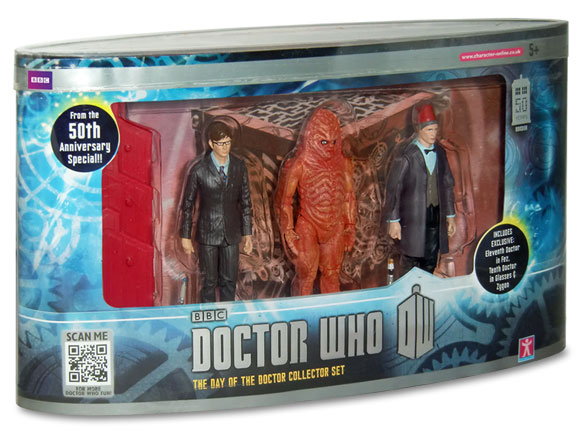 day-of-the-doctor-set