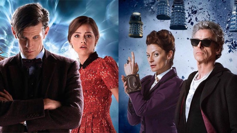 What If Doctor Who Series 7 Had Used the Series 9 Episodic Format?