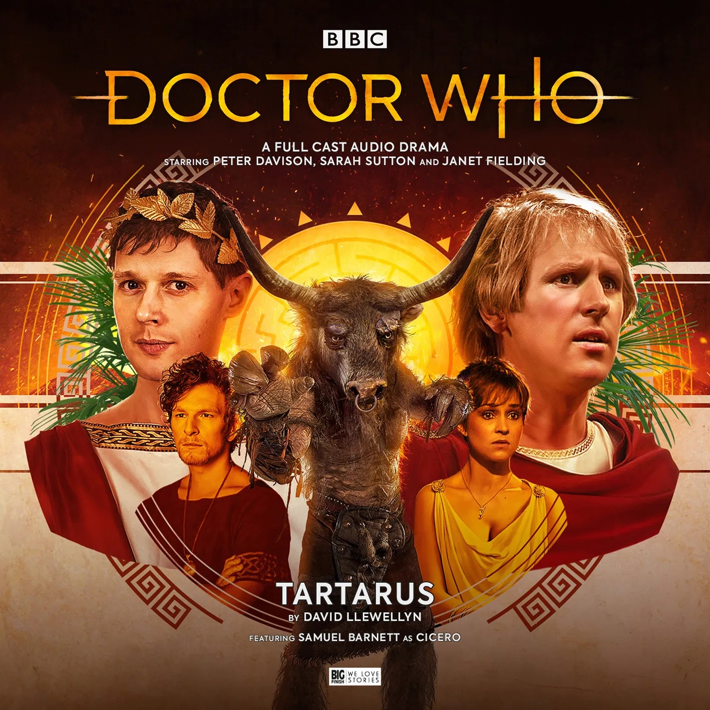 Reviewed: Big Finish's Tartarus