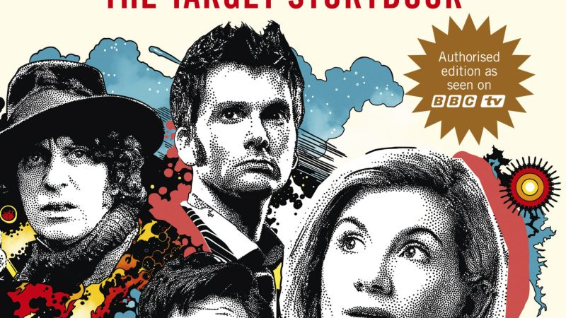 Reviewed: The Doctor Who Target Storybook