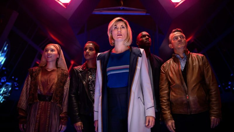"Jodie Whittaker: Chris Chibnall ""Wanted Me to Come In With a Very Fresh Perspective"""