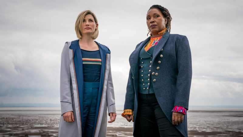 "Jodie Whittaker: Jo Martin's Doctor Reveal Was a ""Really Extraordinary Moment"""
