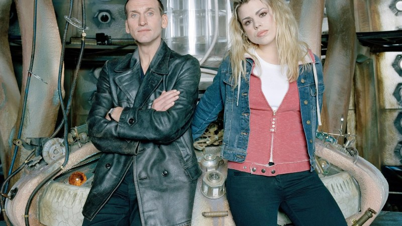 Emily Cook Announces Ninth Doctor Rewatch – And It's Up to You to Decide Which Serial to Watch!
