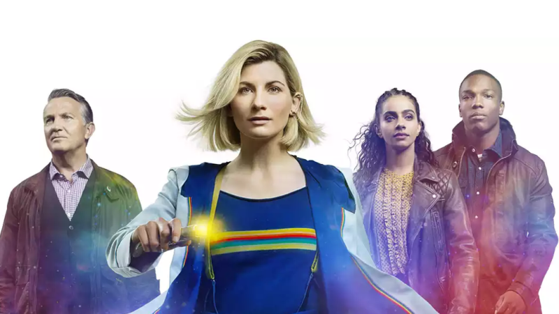 Doctor Who Series 12 Scripts Available on BBC Writers' Room