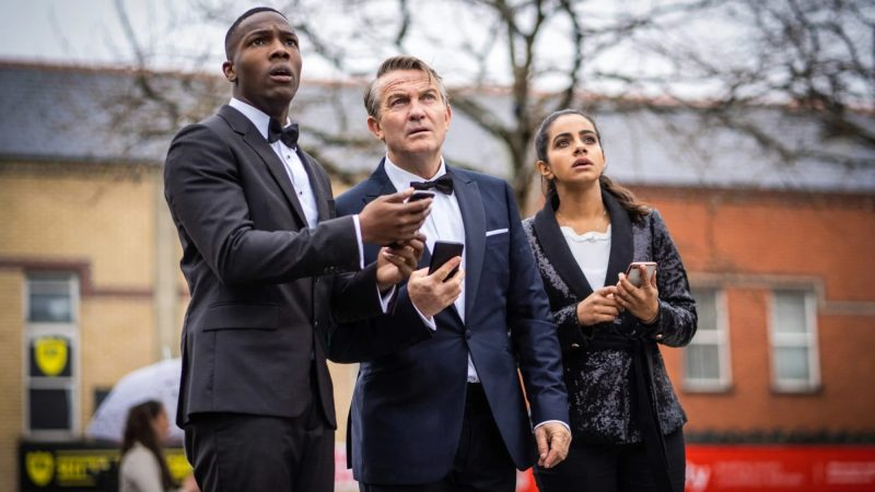 Bradley Walsh and Tosin Cole Leaving Doctor Who in Revolution of the Daleks