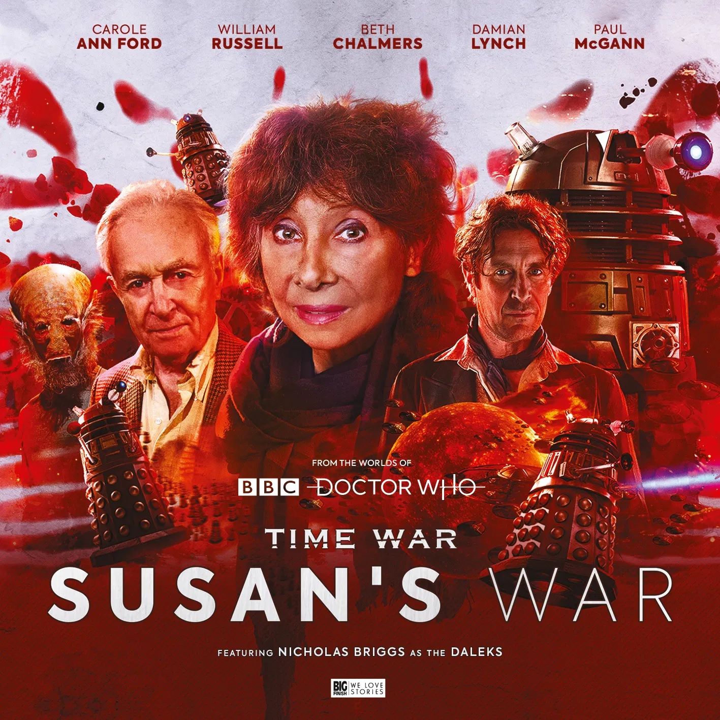 Reviewed: Big Finish's Doctor Who – Susan's War