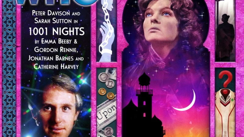 Download Doctor Who: 1001 Nights from Big Finish for Free!