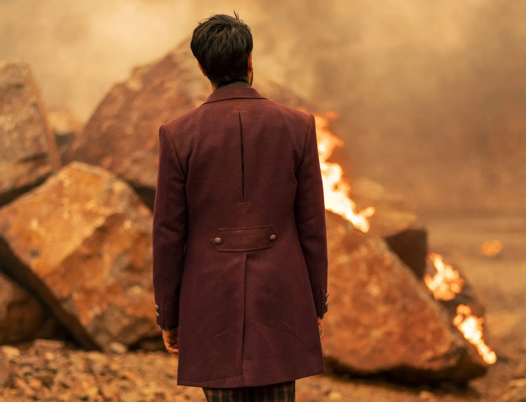 Here's What the Doctor Who Companion Thought of The Timeless Children: Part Two