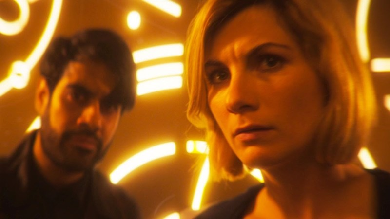 Here's What the Doctor Who Companion Thought of The Timeless Children: Part One