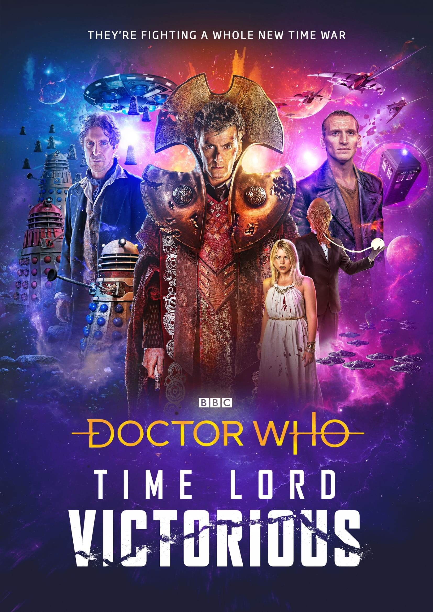 Your Complete Guide: Everything You Need to Know About the Doctor Who Event, Time Lord Victorious