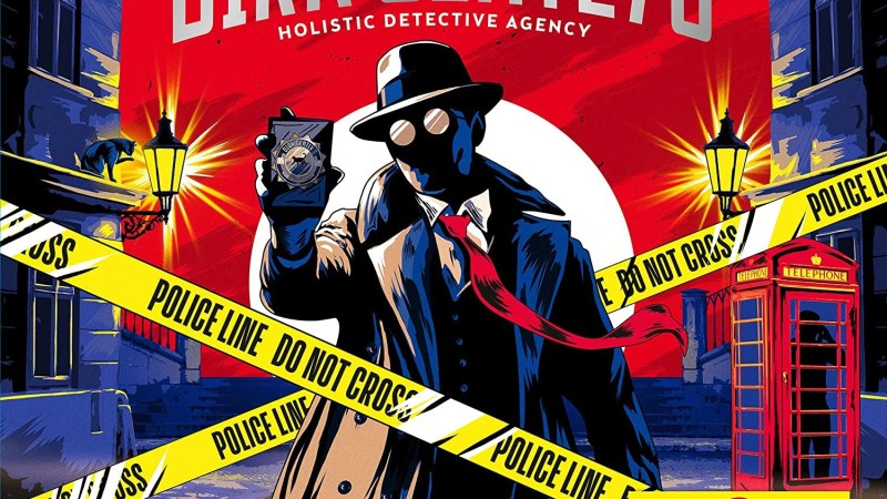 Dirk Gently's Holistic Detective Agency Makes Its Way to Vinyl