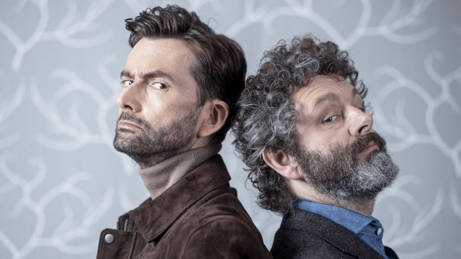 David Tennant and Michael Sheen Reunite for Good Omens & Lockdown Comedy Series
