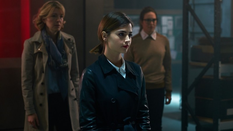 Take Part in Tonight's Zygon Invasion/ Inversion Watch-Along with Ingrid Oliver and Peter Harness