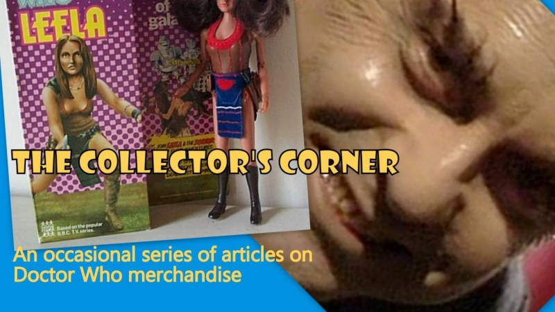 The Collector's Corner #10: The Denys Fisher Leela