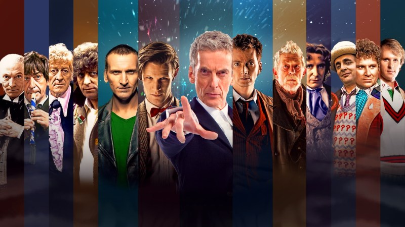 Service Time of The Doctor: Which Doctor Starred in the Most Episodes of Doctor Who?