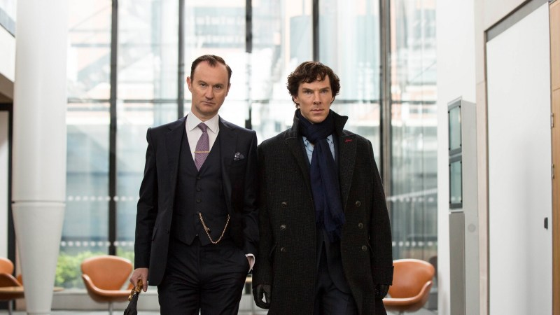 Who Would Steven Moffat, Mark Gatiss, and Sue Vertue Cast as a Female Sherlock Holmes?
