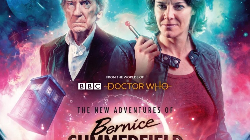 "Professor Bernice Summerfield is Back – With David Warner's ""Unbound"" Doctor!"