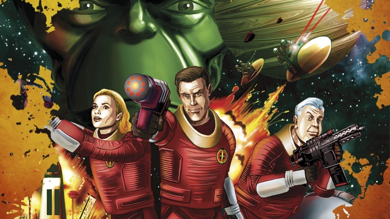 Download Dan Dare: Voyage to Venus Completely Free From Big Finish