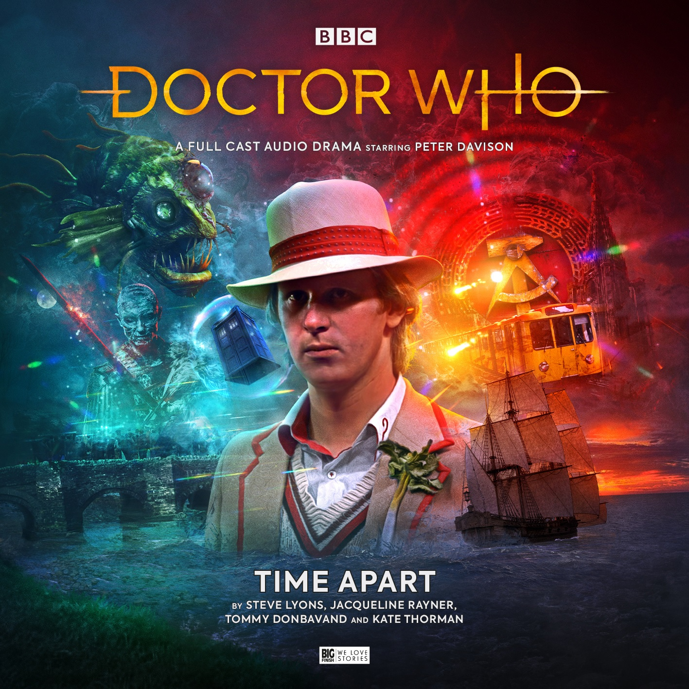 Reviewed: Big Finish's Doctor Who – Time Apart