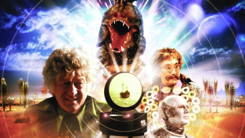Exclusive Doctor Who Fiction: Parliament of Monsters