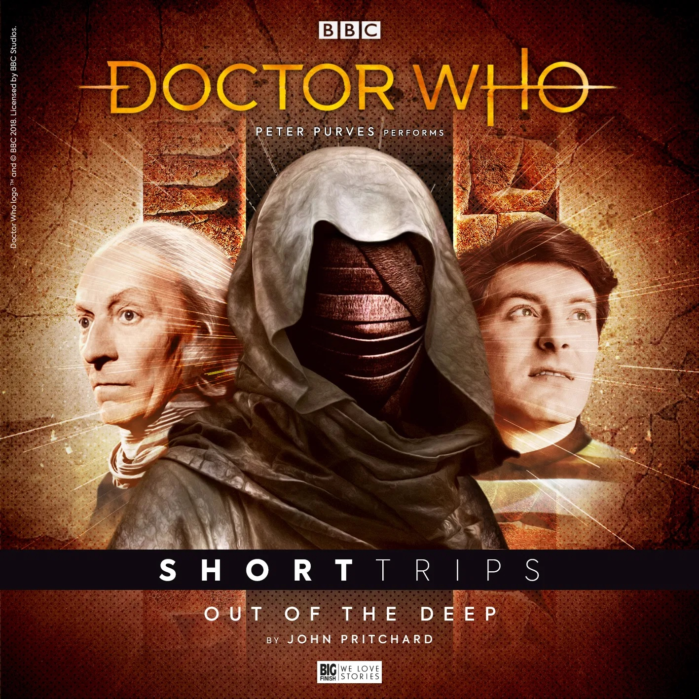Reviewed: Big Finish's Doctor Who Short Trips – Out of the Deep