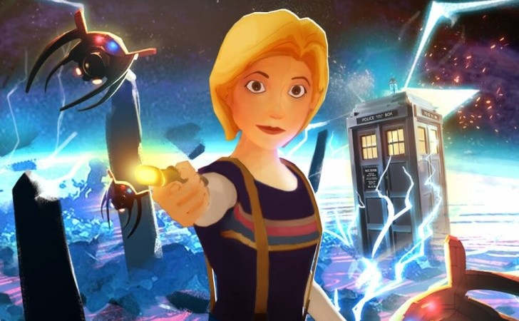Doctor Who Bags First Emmy Nomination for The Runaway VR Game