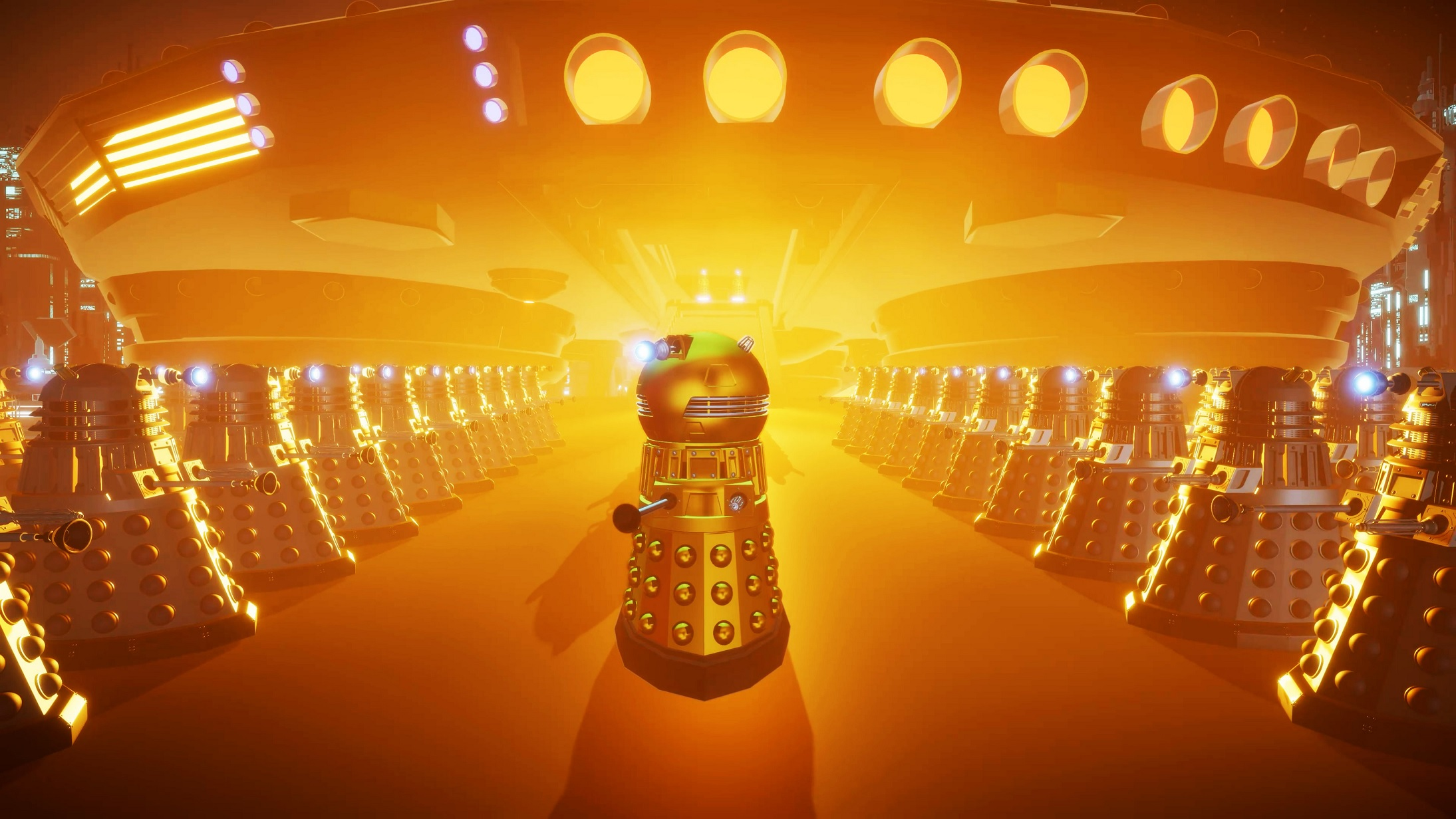 Watch Daleks: The Sentinel of the Fifth Galaxy, An Animated Doctor Who Spin-Off, Here!