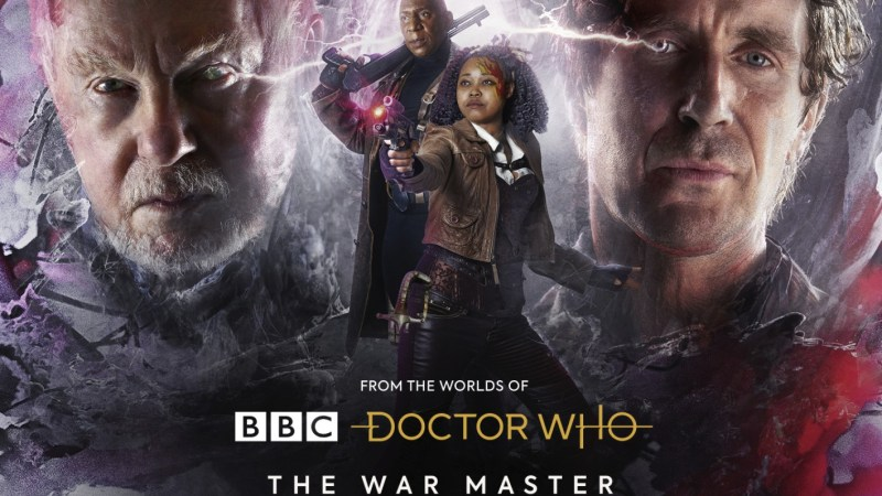 Reviewed: Big Finish's War Master Volume 5 – Hearts of Darkness