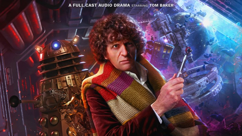 Tom Baker's Fourth Doctor to Star in Time Lord Victorious: Genetics of the Daleks