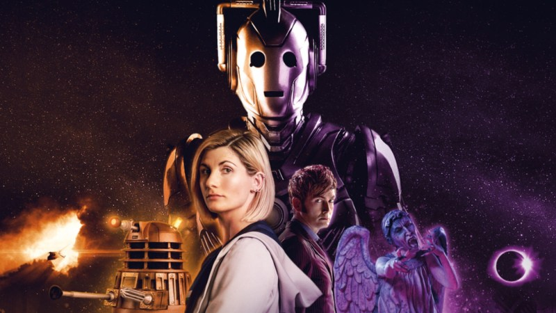 Two New Doctor Who Games Announced Featuring the Tenth and Thirteenth Doctors