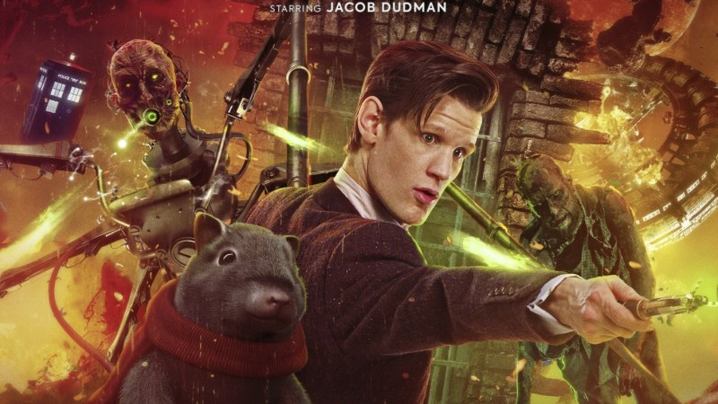 Coming Soon: Big Finish's The Eleventh Doctor Chronicles Volume Two