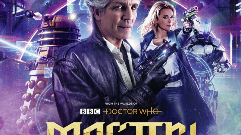 Eric Roberts Returns to Doctor Who in Big Finish's Upcoming Box Set, MASTER!