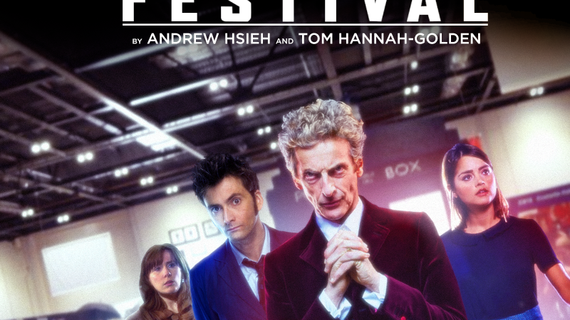 Exclusive Doctor Who 57th Anniversary Fiction: The Professor X Festival