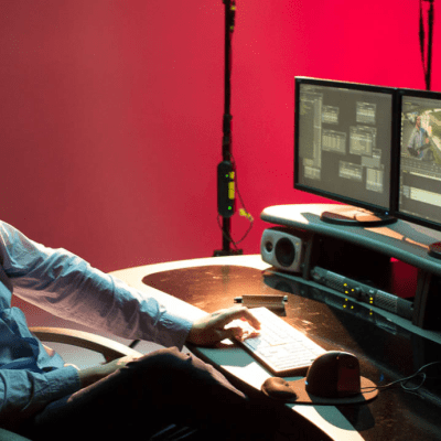 48 – How to Become a Professional Editor with Inside the Edit's, Paddy Bird