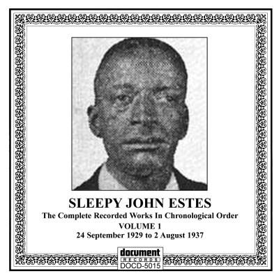 Sleepy John Estes Vol. 1 (1929-1937)