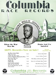 Blind Willie Poster