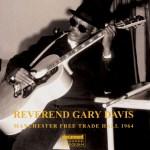 DOCD-32-20-14 Reverend Gary Davis – Manchester Free Trade Hall 1964