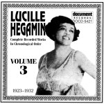 DOCD-5421.Lucille Hegamin - Complete Recorded Works 1920 - 1932 Vol. 3 (1923-1932)