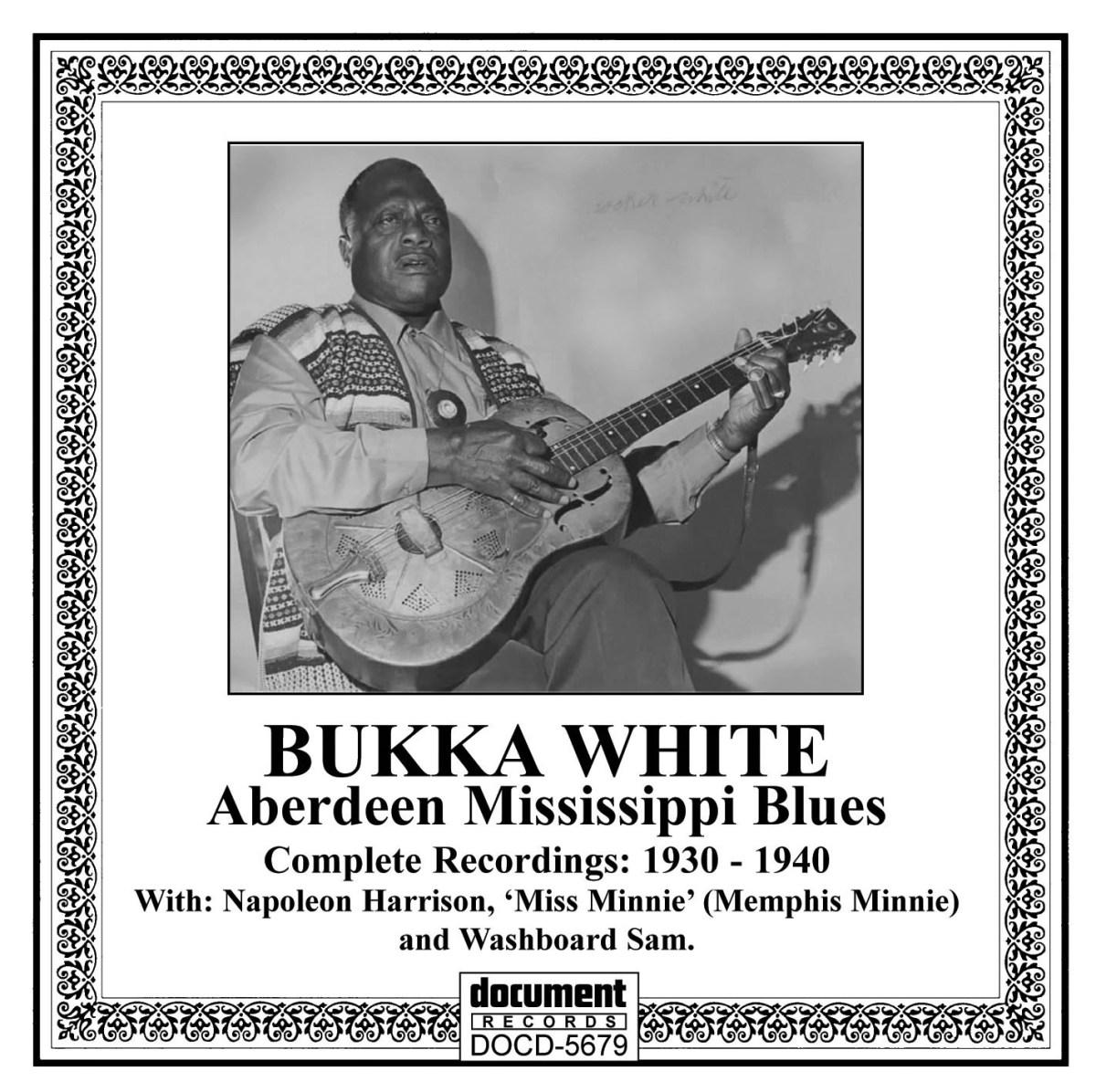 Bukka White Aberdeen Mississippi Blues – Full Album